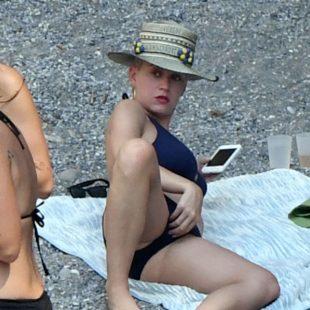 Katy Perry Paparazzi Upskirt And Bikini Photos