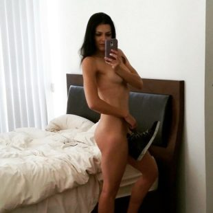 Adrienne Curry Leaked Completely Nude Selfie Photos