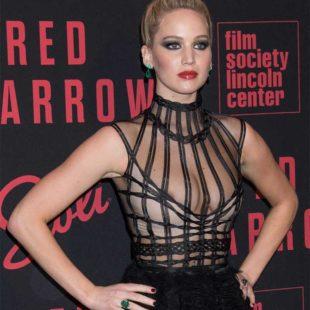 Jennifer Lawrence Paparazzi Oops Photos