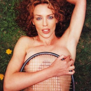 Kylie Minogue Nude And Sexy Images