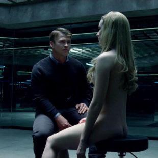 Evan Rachel Wood Nude Scenes From Westworld