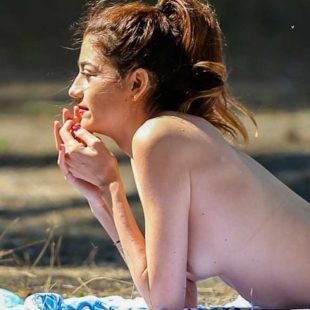 Blanca Blanco Topless And See Through Shots