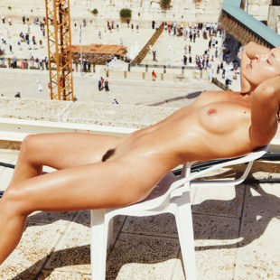 Marisa Papen Frontal Nude In Jerusalem