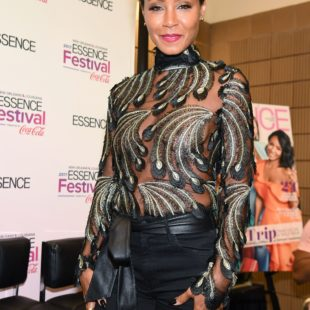 Jada Pinkett Smith Nude And See Through Pictures