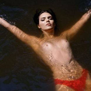 Kendall Jenner Topless & Sexy Photoshoot