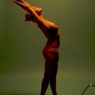 Rita Ora Teasing Topless In Tight Panties For LOVE Magazine