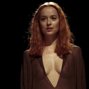 Dakota Johnson Nude And See Through Scenes In Suspiria (2018)
