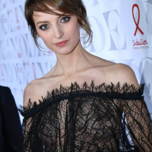 Actress Kate Moran Sexy See Through