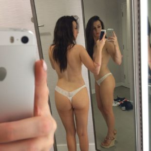 Ashley Mulheron Leaked Nude & Lingerie Hacked Scandal 2019