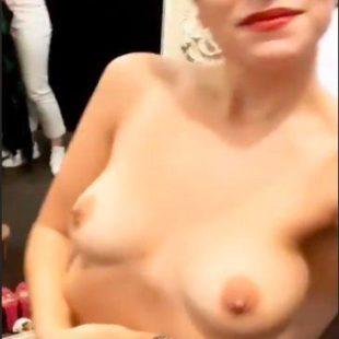 Lily Allen Topless Homemade Photos