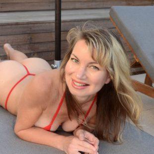 Rena Riffel Shows Her Still Hot Body In Tiny Bikini