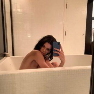 Kendall Jenner Naked Selfie Photos