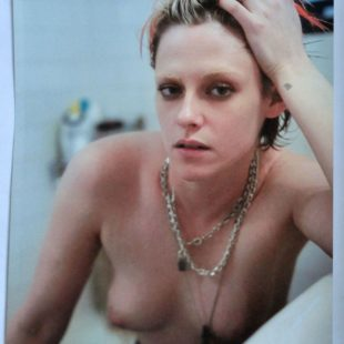 Kristen Stewart Nude Topless And Sexy Photos