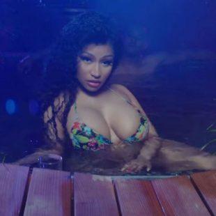 Nicki Minaj Hot Erotic Scenes From Her New Song Megatron