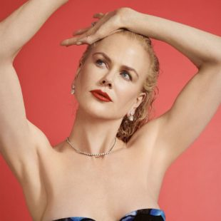 Nicole Kidman Posing Sexy For Vanity Fair Magazine