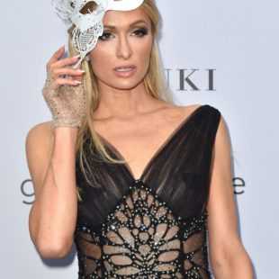 Paris Hilton See Through And Sexy