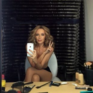 Kylie Minogue Leaked Nude And Sexy iCloud Scandal Photo