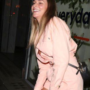 Reality Star Zara McDermott Nipslip Oops Photos