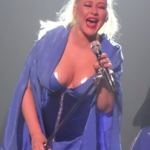 Christina Aguilera Paparazzi Nipples Pasties Oops Photos