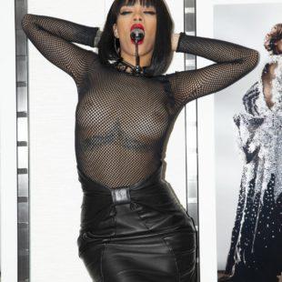 Rihanna See Through And Naughty Photoshoot 2019