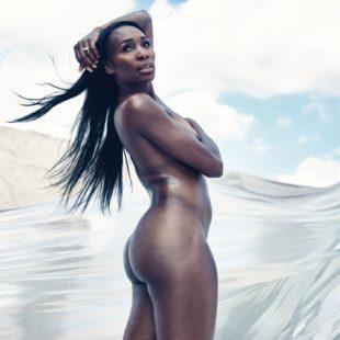Sport Star Venus Williams Posing Fully Naked
