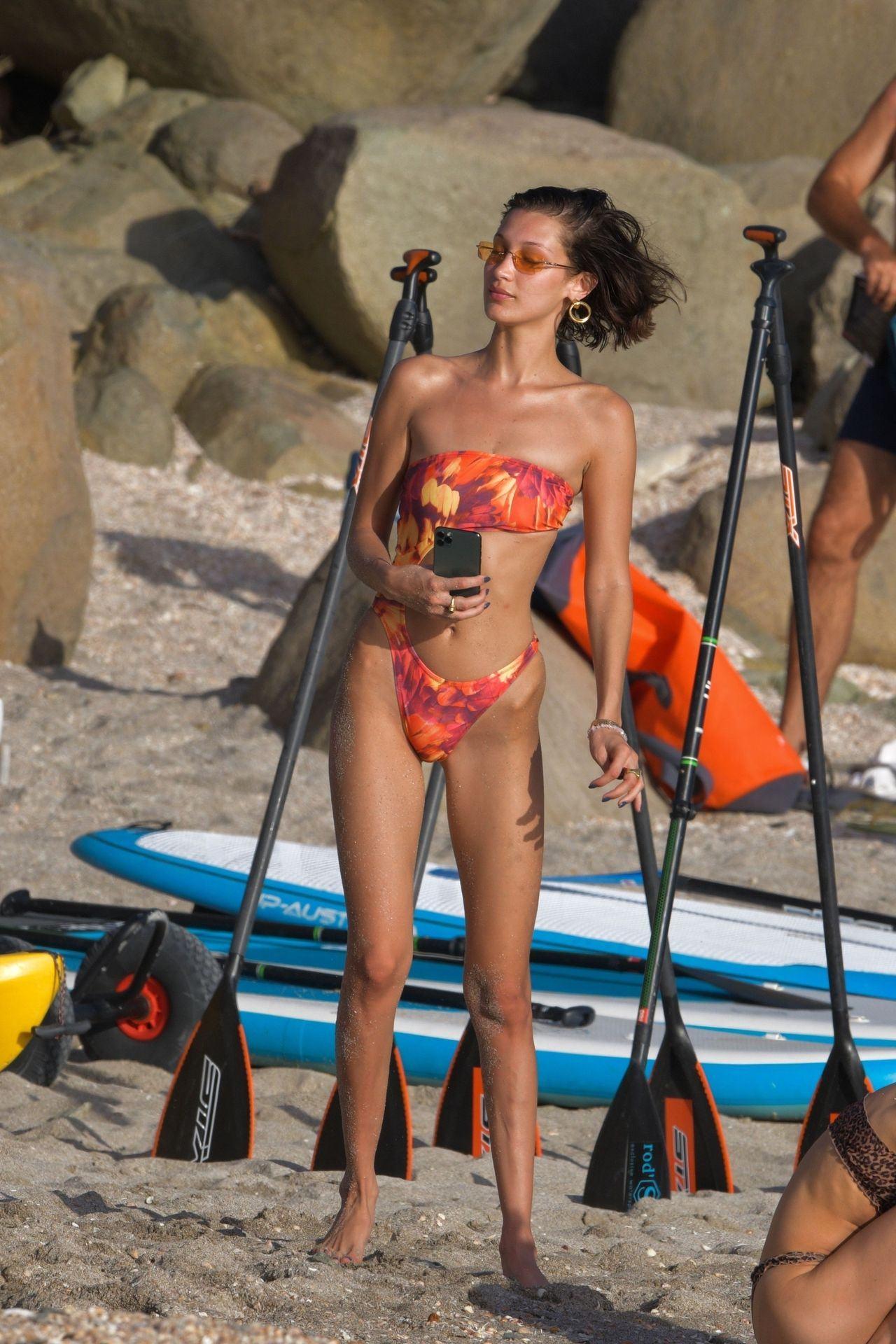 Bella Hadid Slams Critic Who Said She Looks So Tired in