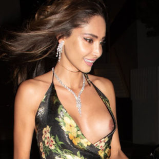 Patricia Gloria Contreras Paparazzi Nipple Slip Photos