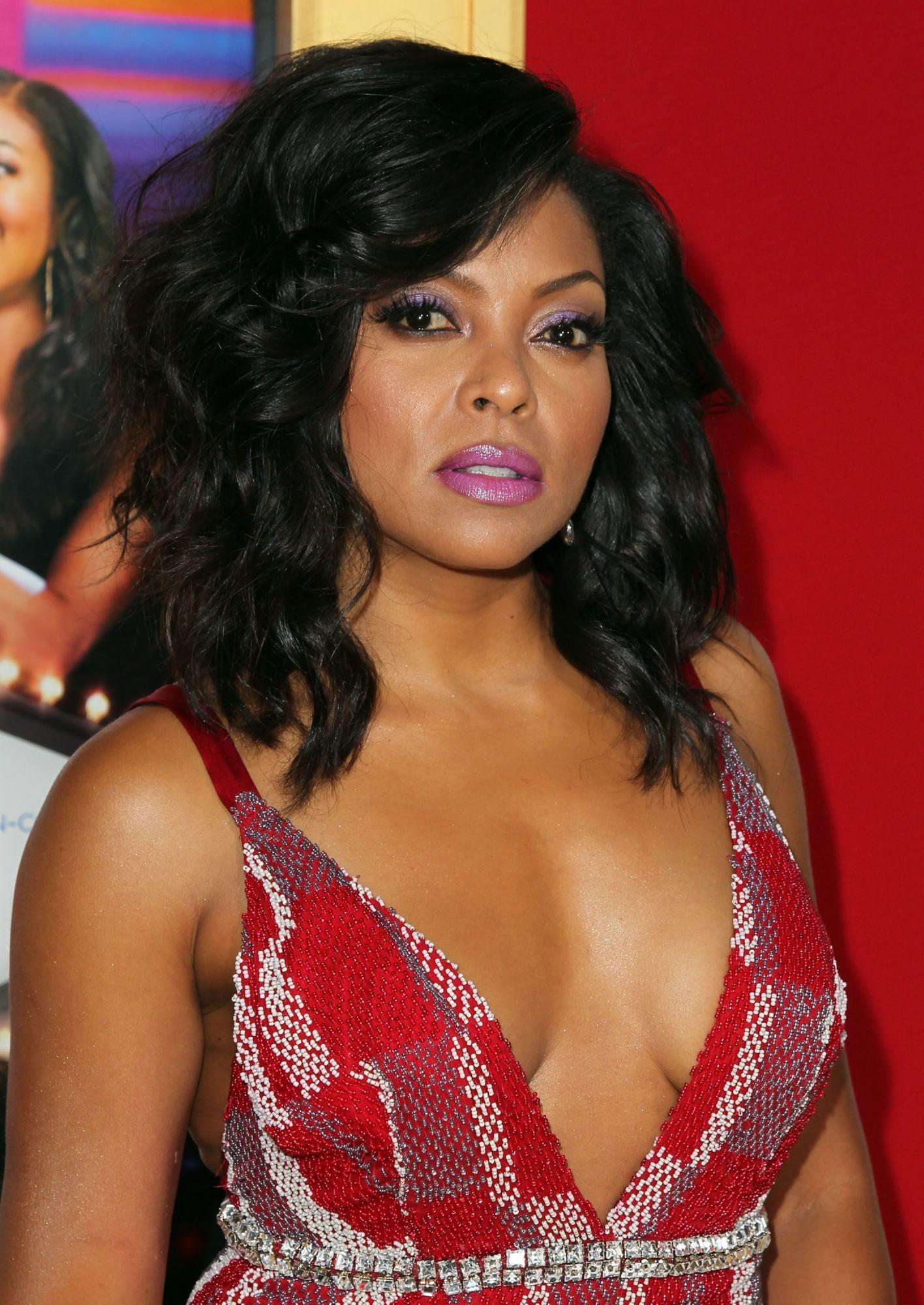 Taraji P. Henson Rocks Her Crazy Curves in W Mag Photo