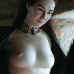 Carice Van Houten Nude in Game Of Thrones