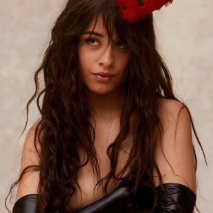 Camila Cabello Topless And See Through Photos