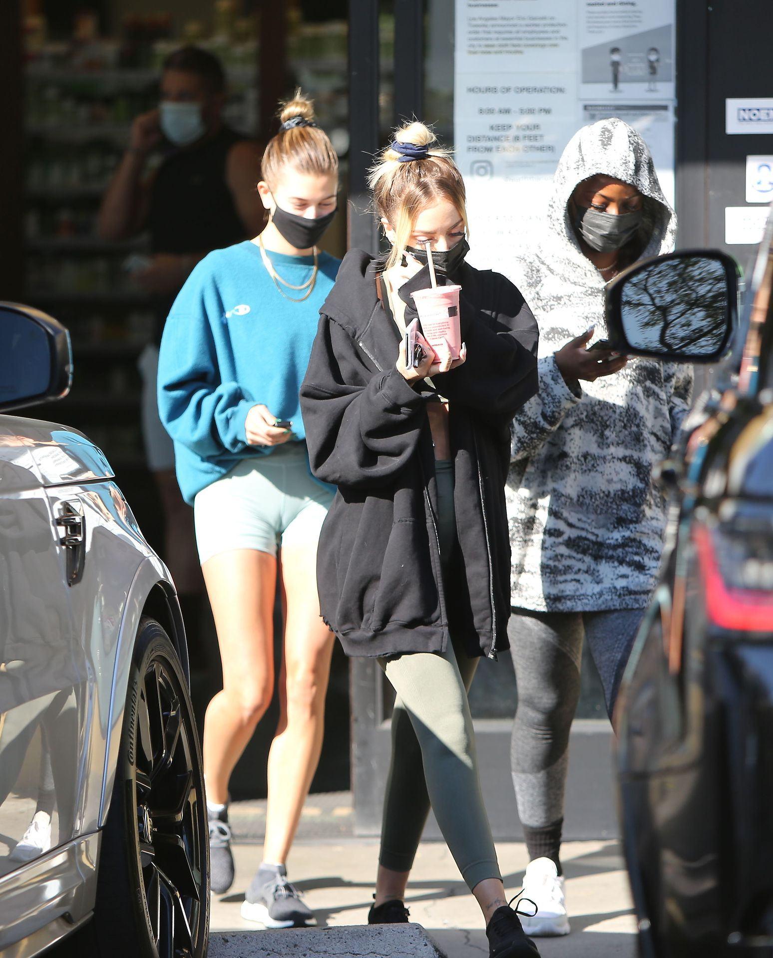 Hailey Baldwin Bieber Cameltoe And Hot Bikini Shots